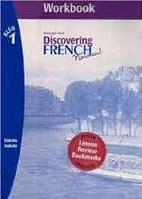 DISCOVERING FRENCH 1 ACTIVITIES POUR TOUS WORKBOOK SINGLE