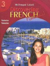 USED DISCOVERING FRENCH 3