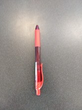 PEN ENERGELX RT RED