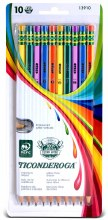 PENCIL TICONDEROGA 10 CT