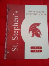 PLANNER US RED