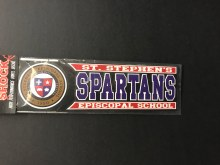 SSES DECAL SPARTANS