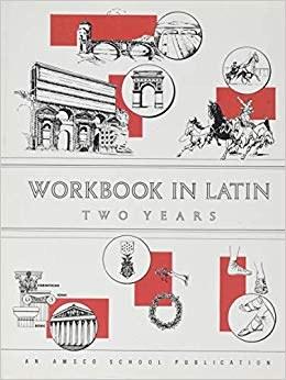 WORKBOOK IN LATIN, 2 YEARS
