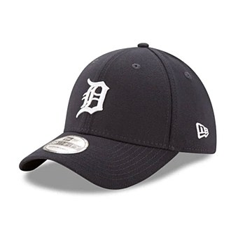 New Era Detroit Tigers Team Classic 39Thirty Stretch Fit Home