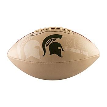 Michigan State University Football Full-Size Autograp