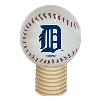 Detroit Tigers Bottle Stopper