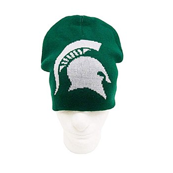 Michigan State University Hat - Jacquard Knit Hat