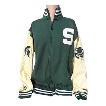 Michigan State University Men's Varsity Lettermen's Jacket