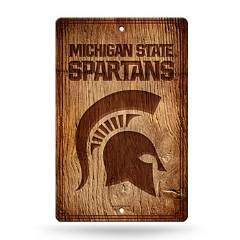 Michigan State University Sign - Fantique wall Sign