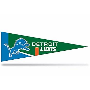 Detroit Lions Middle Man Pennant 5'' x 15''