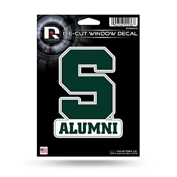 Michigan State University Decal - Die Cut Alumni Decal