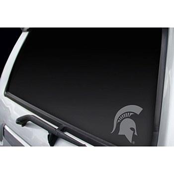Michigan State University Decal Professional Window Graphics