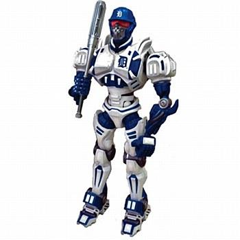 Detroit Tigers Fox 10'' Robot
