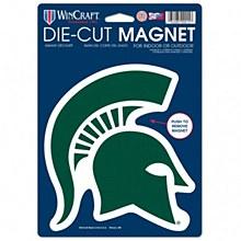 Michigan State University Magnet Spartan Logo 6.25''x 9''