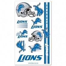 Detroit Lions Tattoos