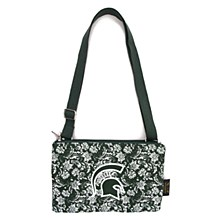 Michigan State University Bag - Quilted Cotton Purse