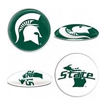 Michigan State University Magnet Sports Dotts