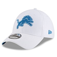 Detroit Lions New Era 2018 NFL Training Camp Official 39THIRTY Flex Hat – White