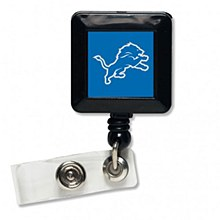 Detroit Lions Retractable Badge Holder