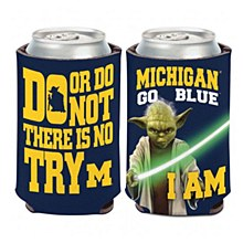 University of Michigan Coozi Can Cooler Yoda 12oz