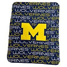 University of Michigan Blanket - Classic Fleece