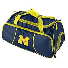 University of Michigan Wolverine Athletic Duffel