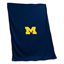 University of Michigan Blanket - Sweatshirt Blanket