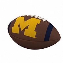 University of Michigan Official-Size Composite Football