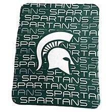 Michigan State University Spartan Classic Fleece