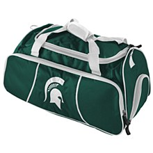 Michigan State University Bag - Spartan Athletic Duffel