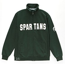 Michigan State Spartans Zip-Up Sweatshirt