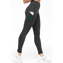 Michigan State University Women's Yoga Pants with Pocket