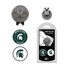 Michigan State University Golf Cap Clip