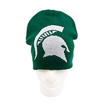 Michigan State University Hat - Jacquard Knit Hat