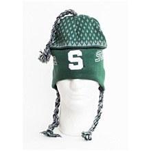 Michigan State University Hat -Toboggan Kint