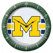 University of Michigan Clock 10 3/4'' Diameter