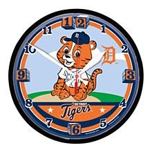 Detroit Tigers Littlest Fan Clock