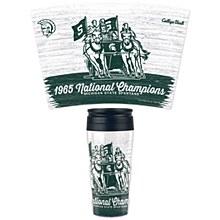 Michigan State University Mug - 16oz Contour Travel Mug