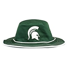Michigan State University Hat - Spartans Green Boonie