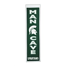 Michigan State University Banner - Man Cave 8'' x 32''