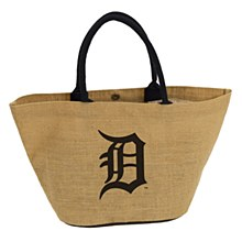 Detroit Tigers Avalon Jute Tote