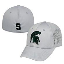 Michigan State University Hat - Gey Rails