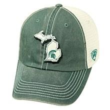 Michigan State University Hat - United Snapback