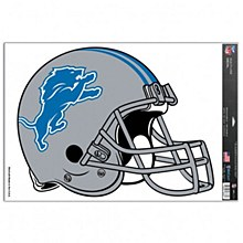 """Detroit Lions Decal - Multi Use 11"""" x 17"""""""
