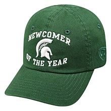 Michigan State University Hat - Newcomer Infant Hat