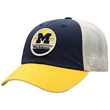 University of Michigan Hat - Early up Snapback Hat