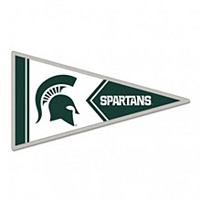 Michigan State University Collectible pin Pennant