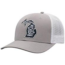 University of Michigan Hat - Hirse Snapback Hat