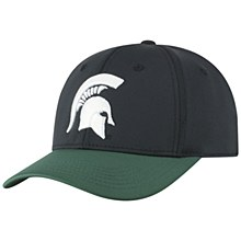 Michigan State University Hat - Phenom 1 Two-Tone ONE-FIT