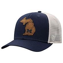 University of Michigan Hat - Precise Snapback Hat